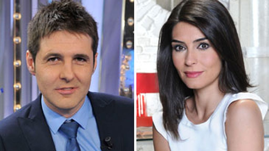 Jesús Cintora y Marta Fernández