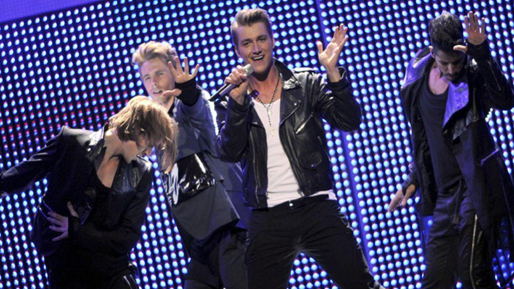 Eurovisión 2011. Rusia