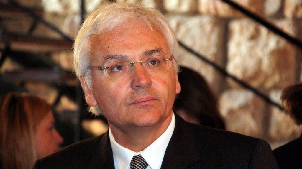Ferran Masacarell, conseller de cultura de la Generalitat