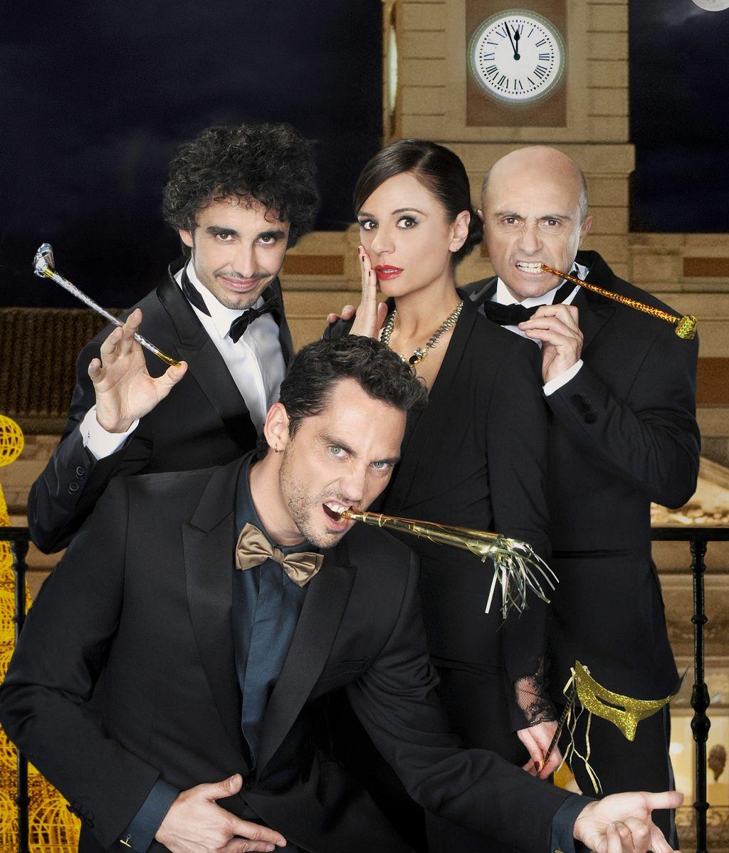 Campanadas 2013 en Telecinco