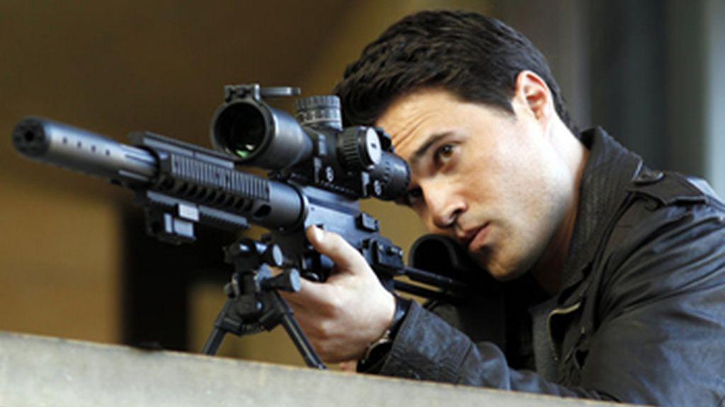 Grant Ward, otro de los miembros del equipo de Coulson