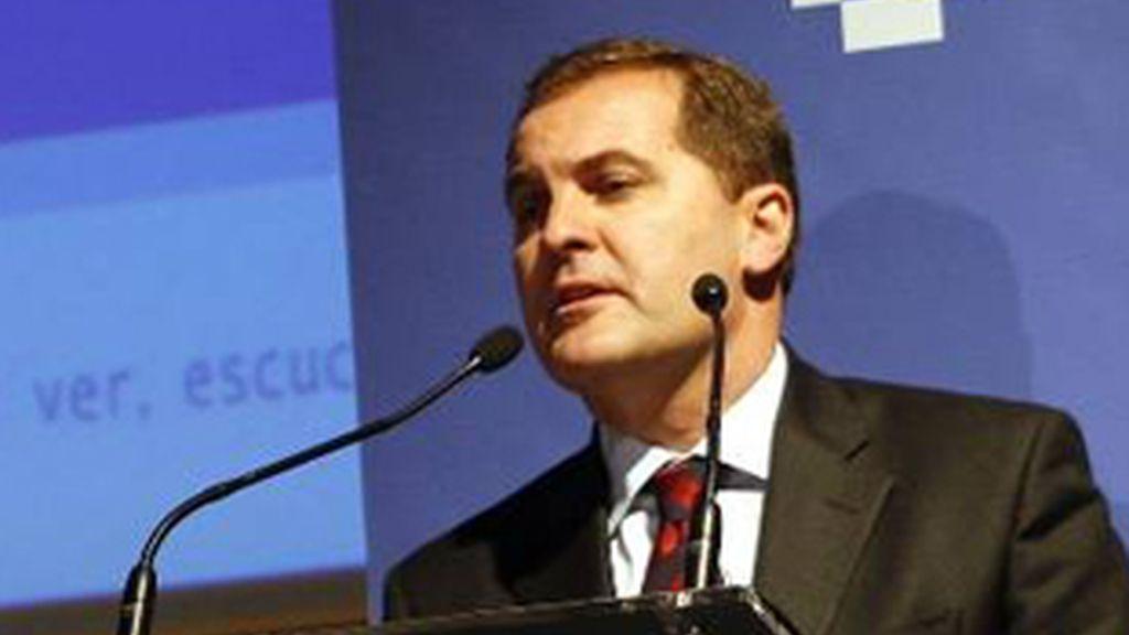 José Manuel Vargas, consejero delegado de Vocento.