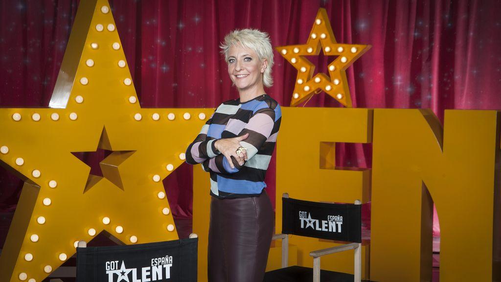 Eva Hache forma parte del jurado de 'Got talent'
