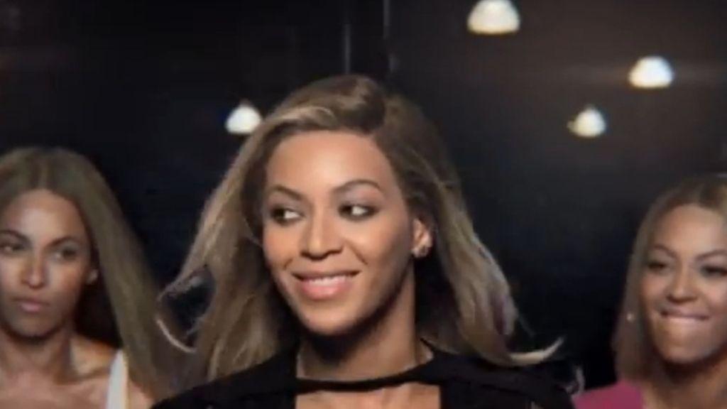 Pepsi clona a Beyoncé