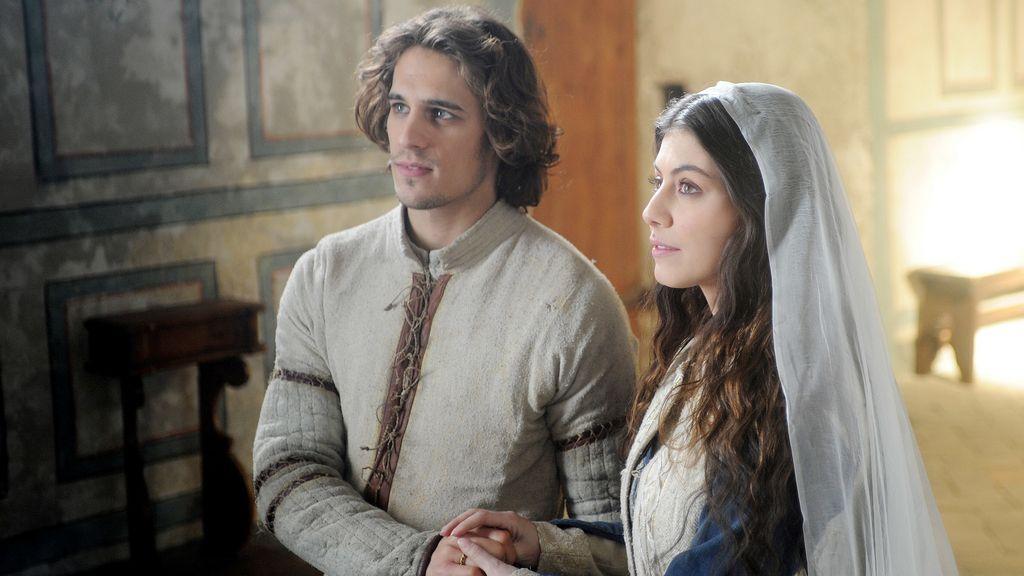 Martiño Rivas y Alessandra Mastronardi, 'Romeo y Julieta' en Telecinco
