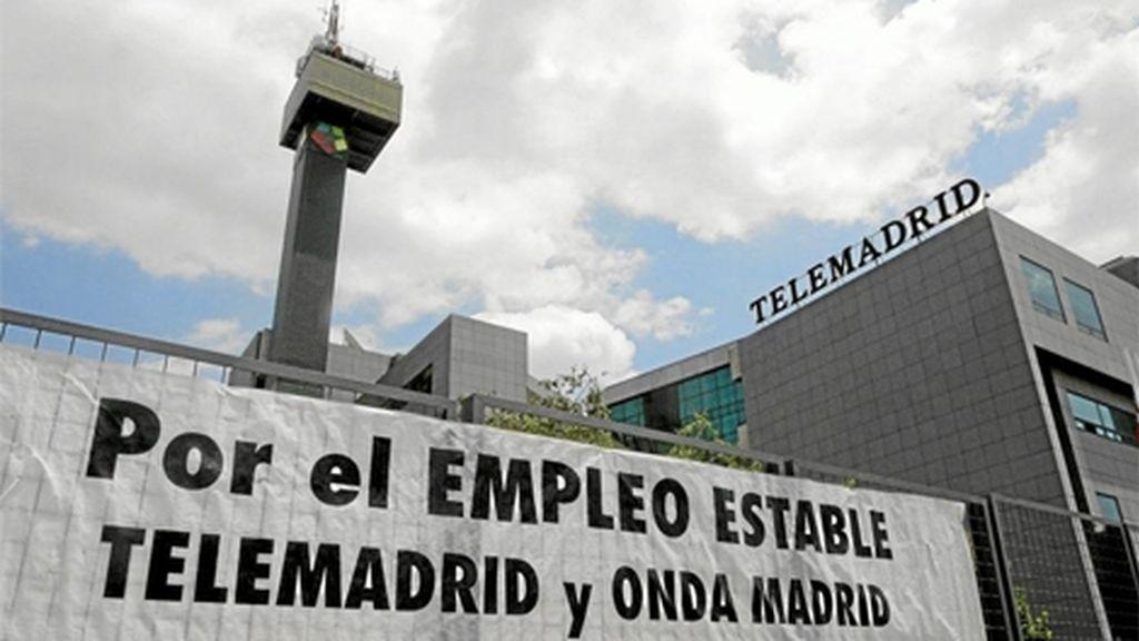 Empleo Telemadrid