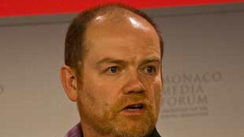 El director general de la BBC, Mark Thompson.