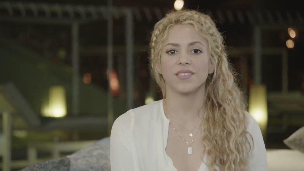 """Shakira: """"Nos vemos pronto en 'Dreamland"""""""