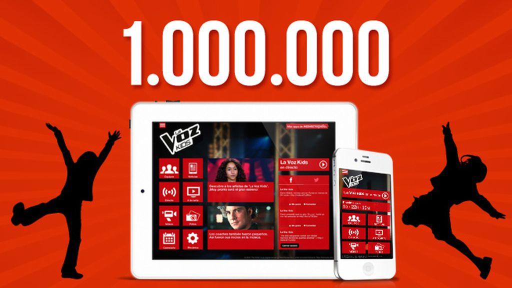 la voz un millón