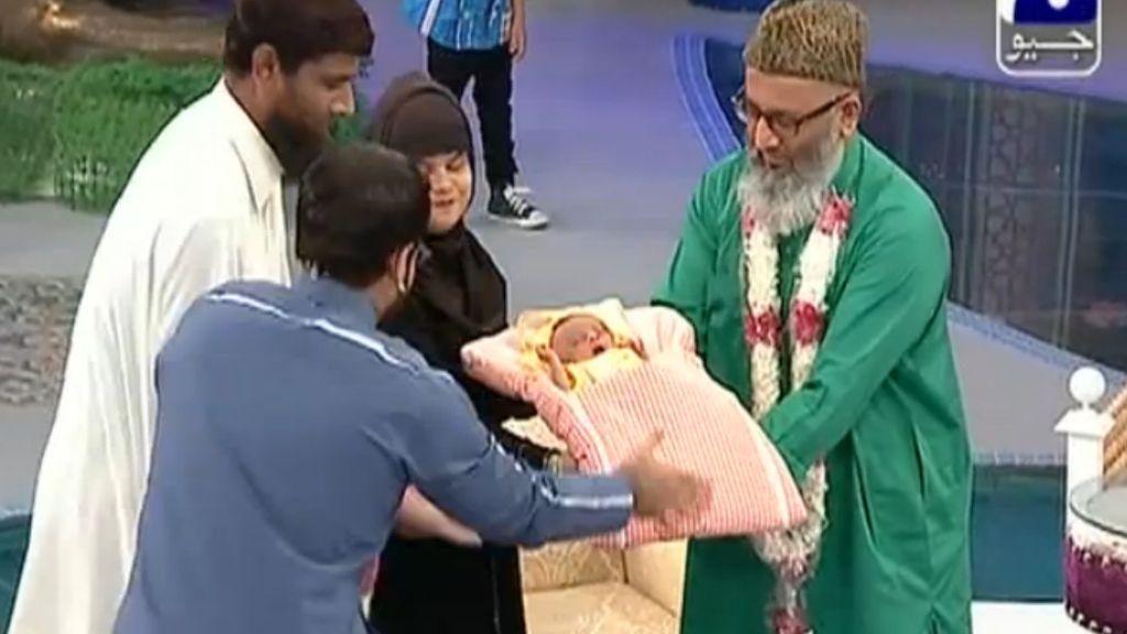 Programa bebés Pakistán