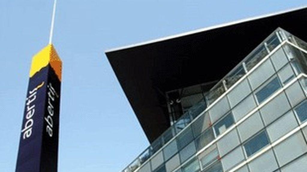 Edificio de Abertis Telecom.