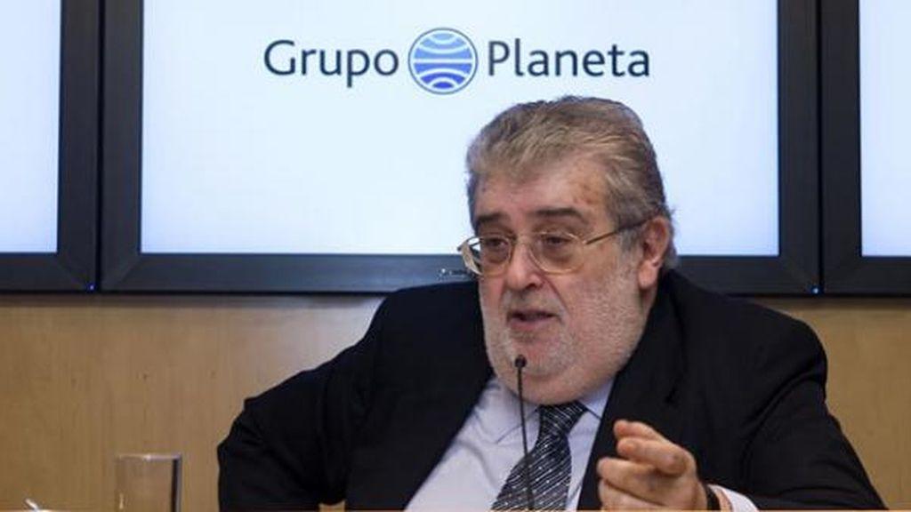 José Manuel Lara, presidente del grupo Planeta