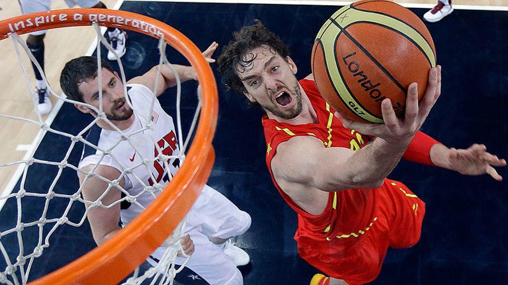 Pau Gasol baloncesto españa
