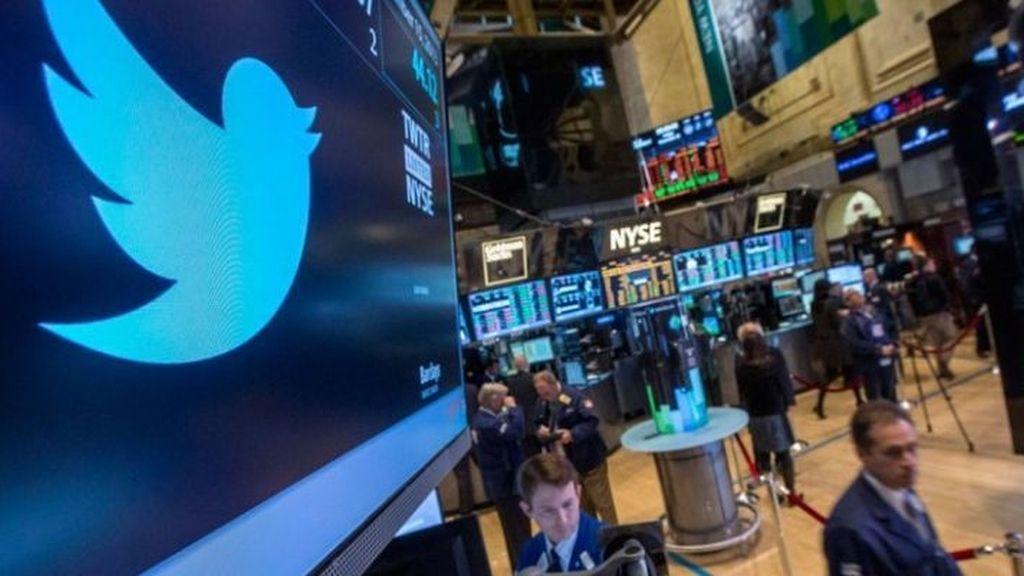 Twitter incrementa sus pérdidas un 8,6% en el segundo trimestre, hasta 99,5 millones