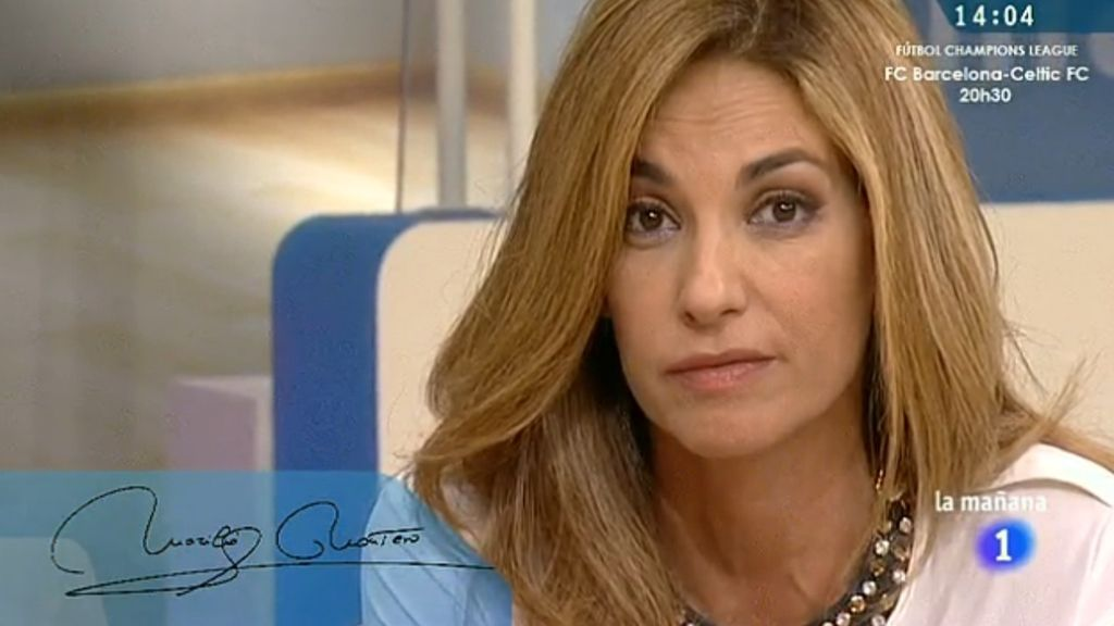 Mariló Montero alma órganos