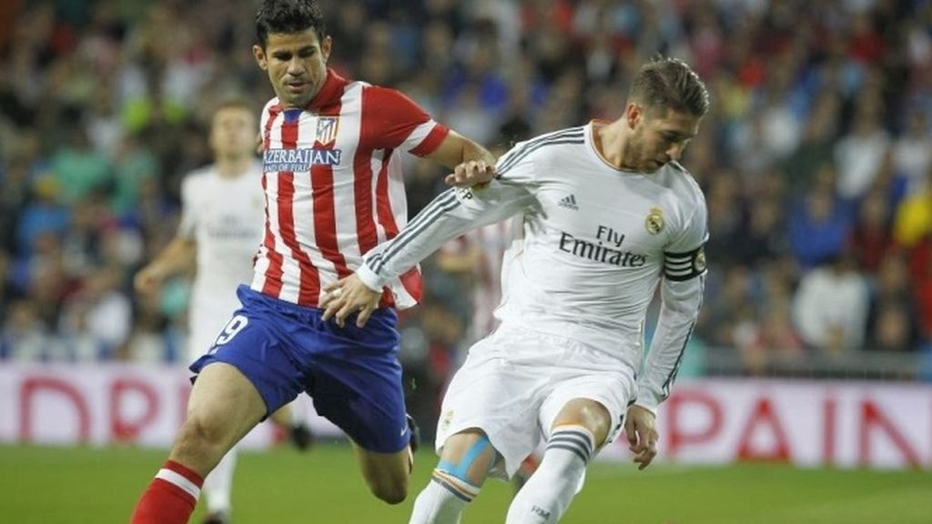 Real Madrid -Atlético de Madrid
