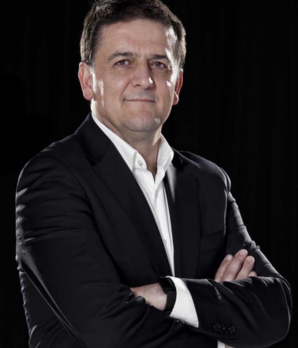 Juan Francisco Delgado es psicólogo