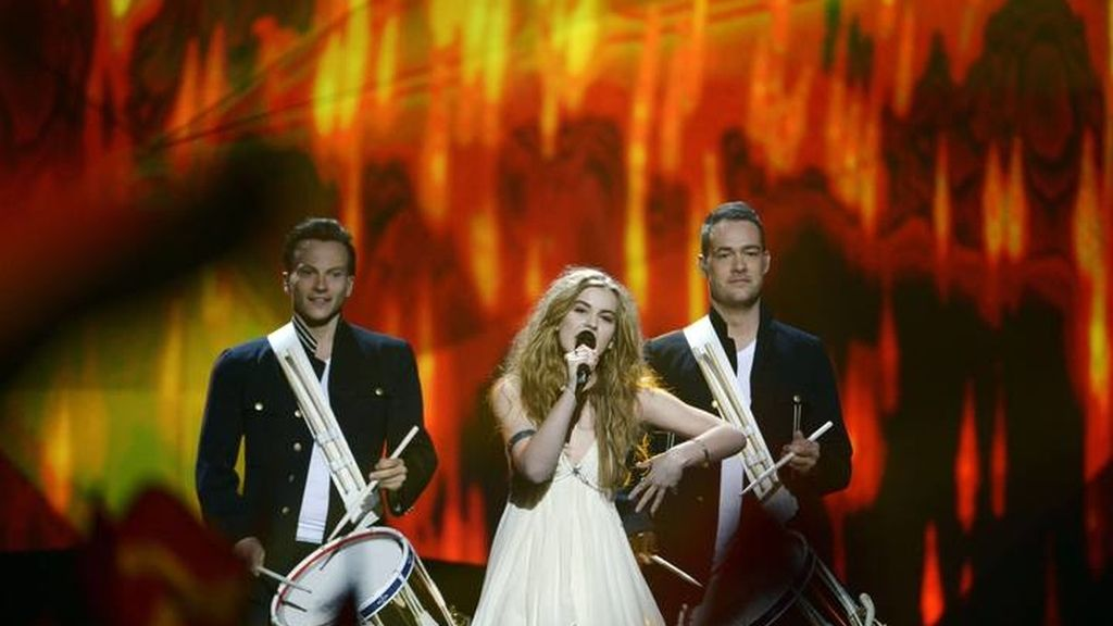 Dinamarca pasa la primera semifinal de Eurovision 2013