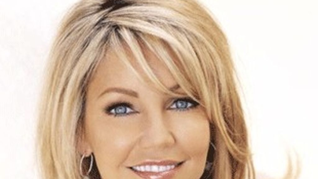 Heather Locklear, protagonista de Melrose Place.