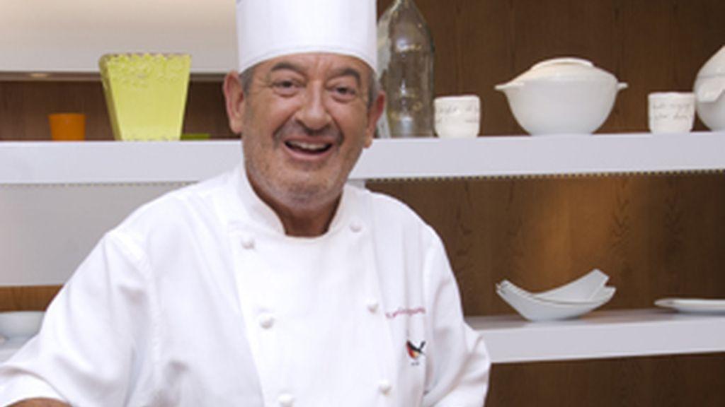 Karlos Arguiñano.