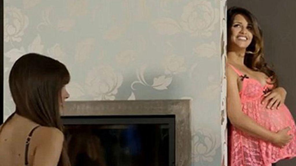 Penélope Cruz provoca en su estreno como directora