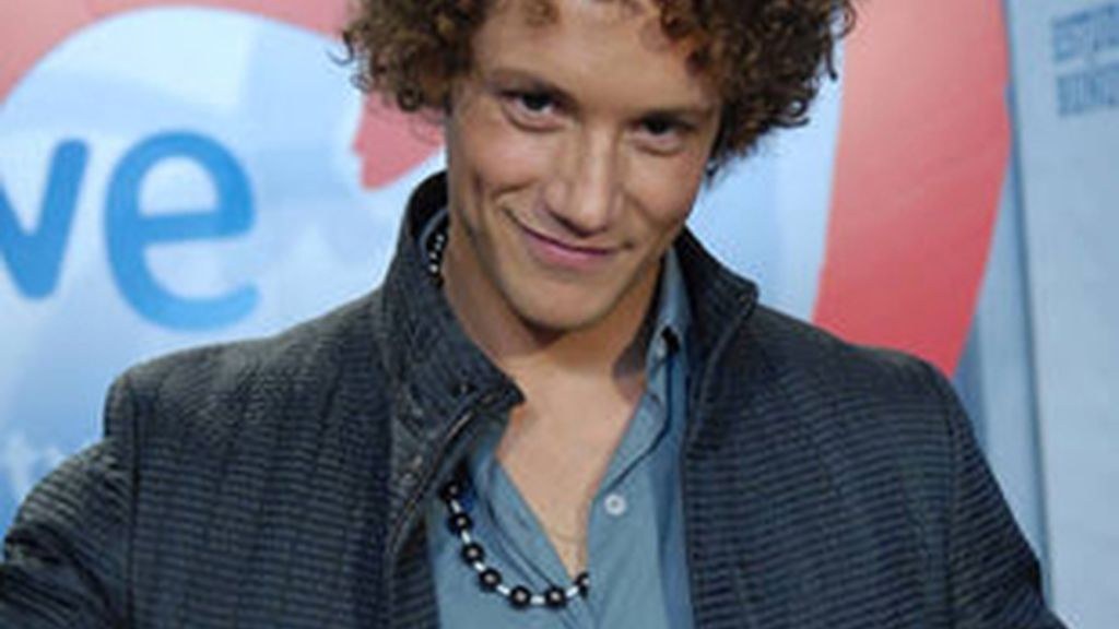 Daniel Diges representará a TVE en Eurovisión con 'Algo pequeñito'.