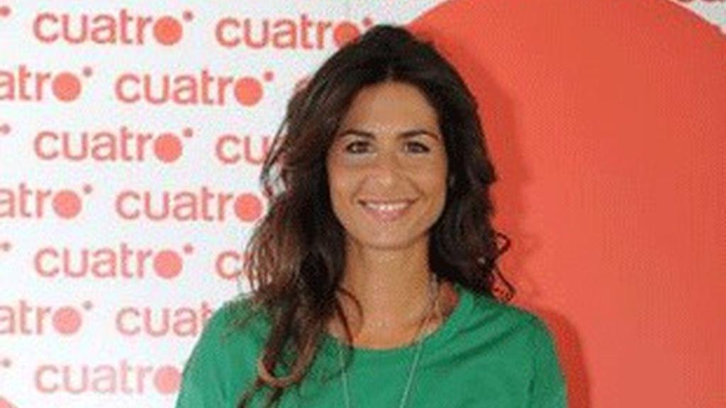 Nuria Roca, presentadora de 'Reforma sorpresa'.