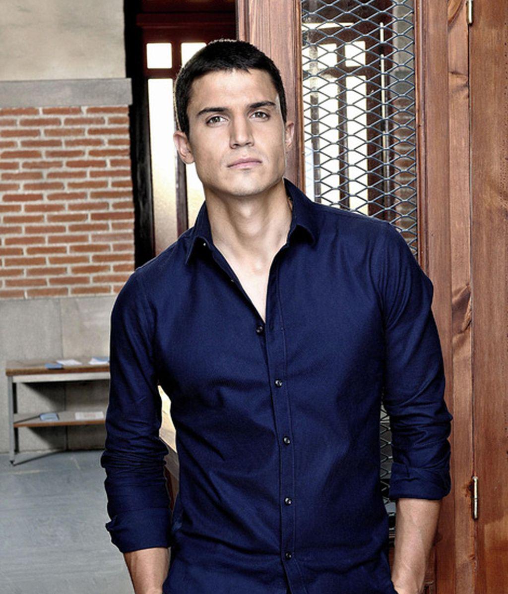Álex González es Javier Morey, el infiltrado