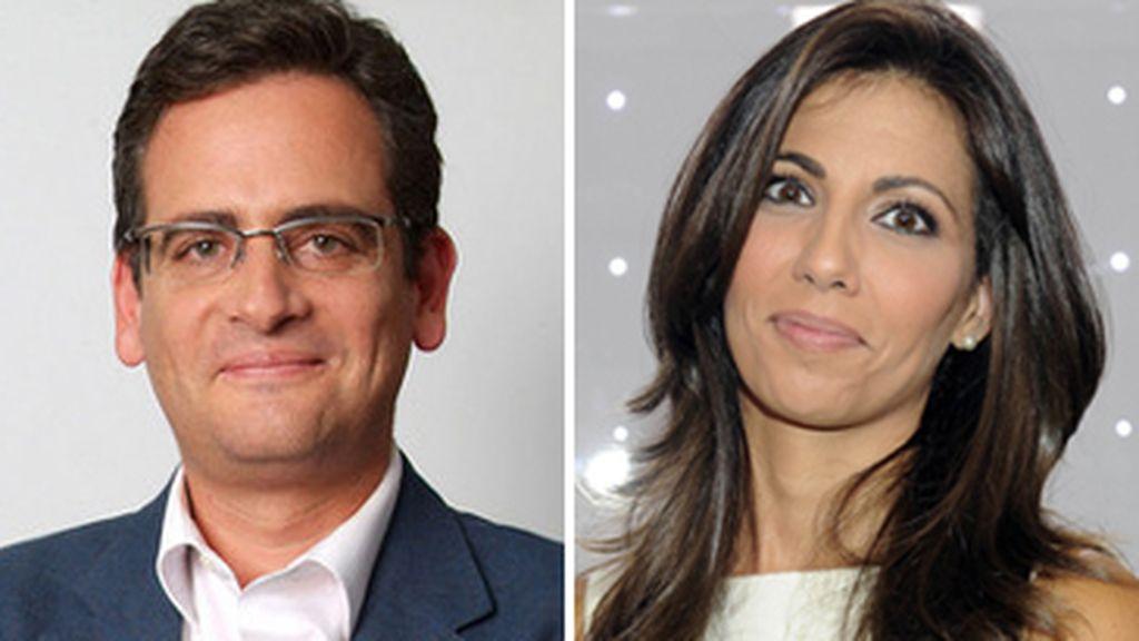 Antonio Basagoiti y Ana Pastor