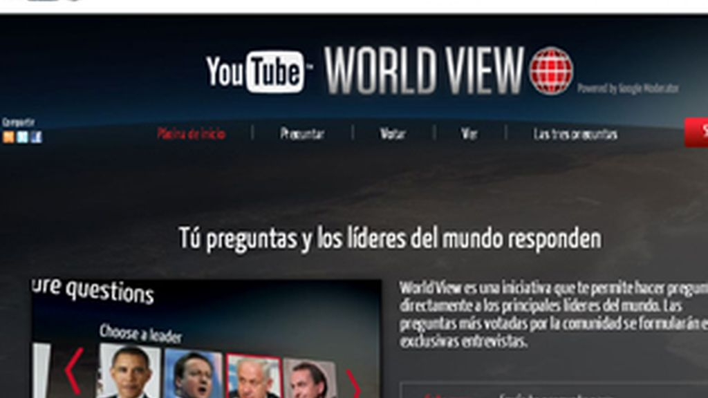 Portada del canal YouTube World View.