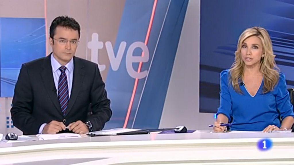 Telediario 2 TVE
