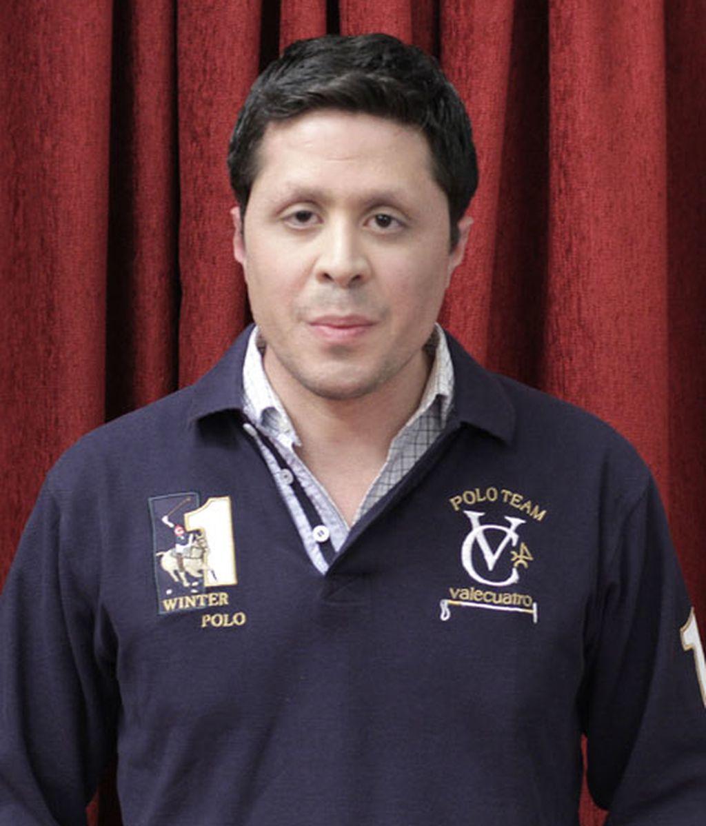 Álvaro Roque, simpático
