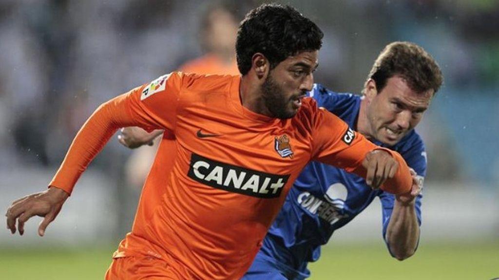 Getafe - Real Sociedad Liga BBVA