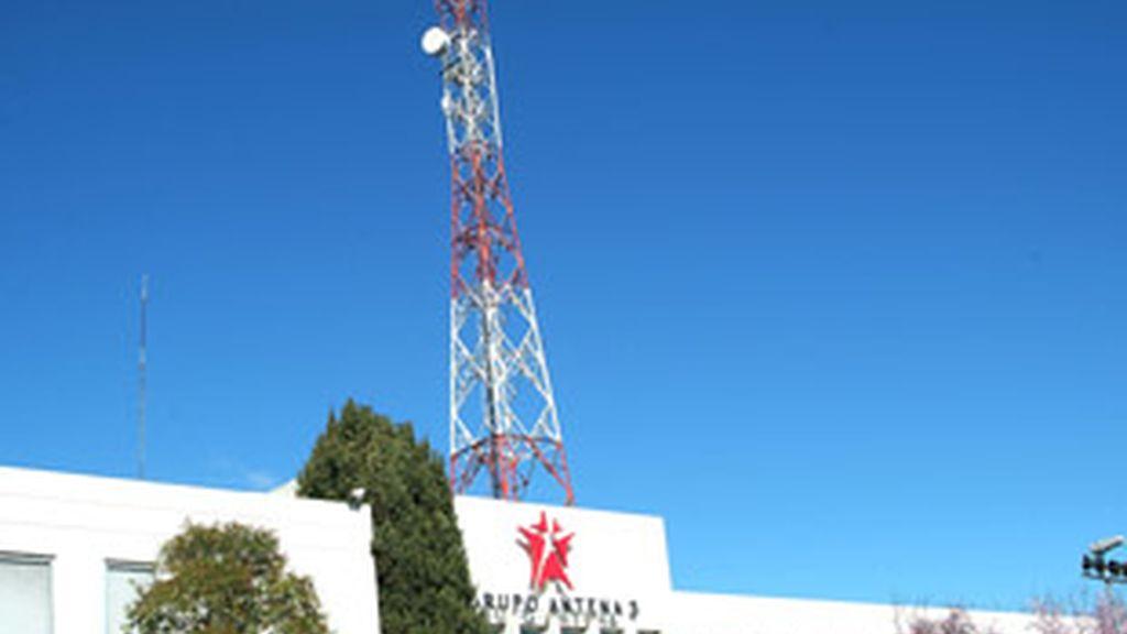 Sede de Antena 3 en San Sebastián de los Reyes (Madrid).
