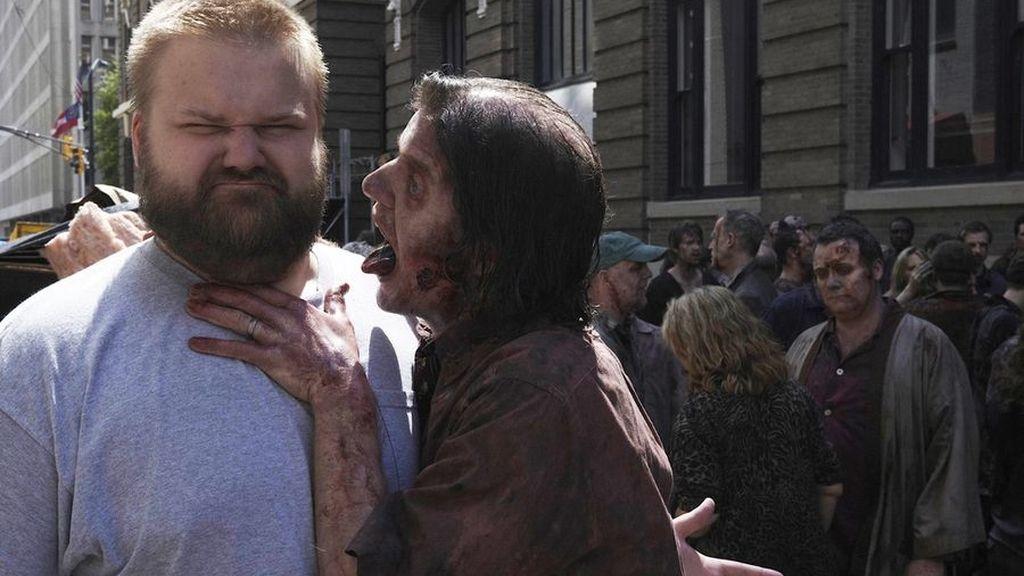 Robert Kirkman, creador de The Walking Dead
