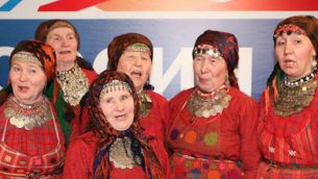 Eurovisión 2012. Rusia