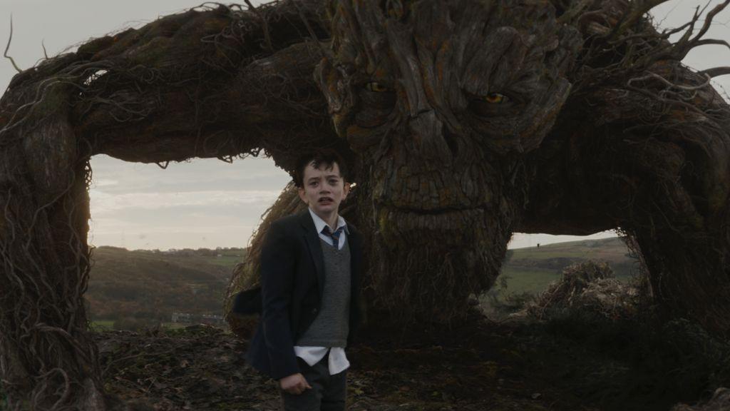 'Un monstruo viene a verme', producida por Telecinco Cinema, la película española más taquillera de 2016
