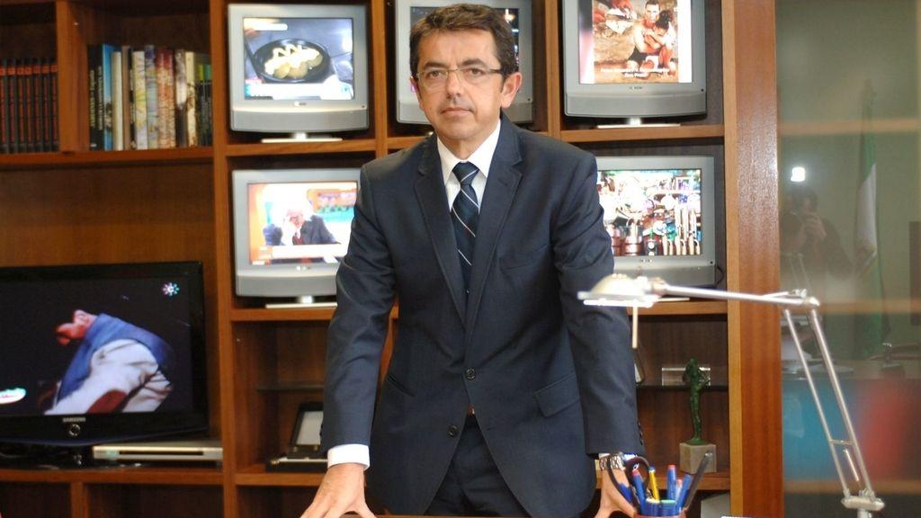 Pablo Carrasco, director general Radio Televisión de Andalucía