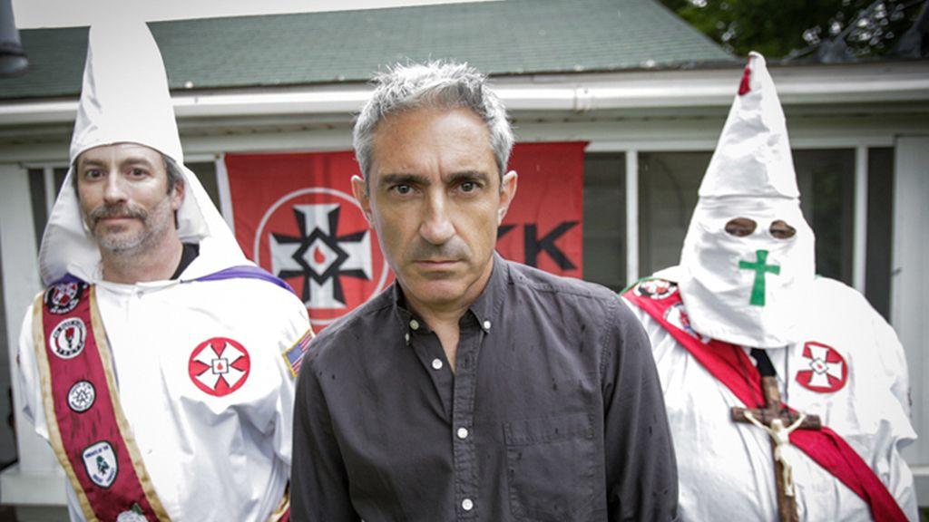 Jon Sistiaga visita la 'América del odio'