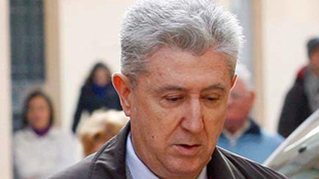 Vicente Sanz, ex secretario general de RTVV.