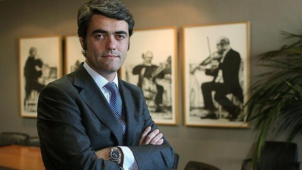 Luís Enriquez, consejero delegado de Vocento