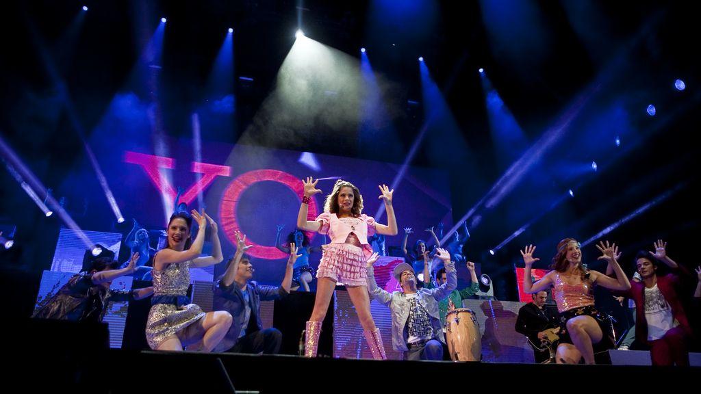 Violetta en concierto, Barcelona