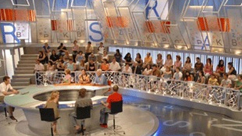 Público en el plató de 'Pasapalabra'.