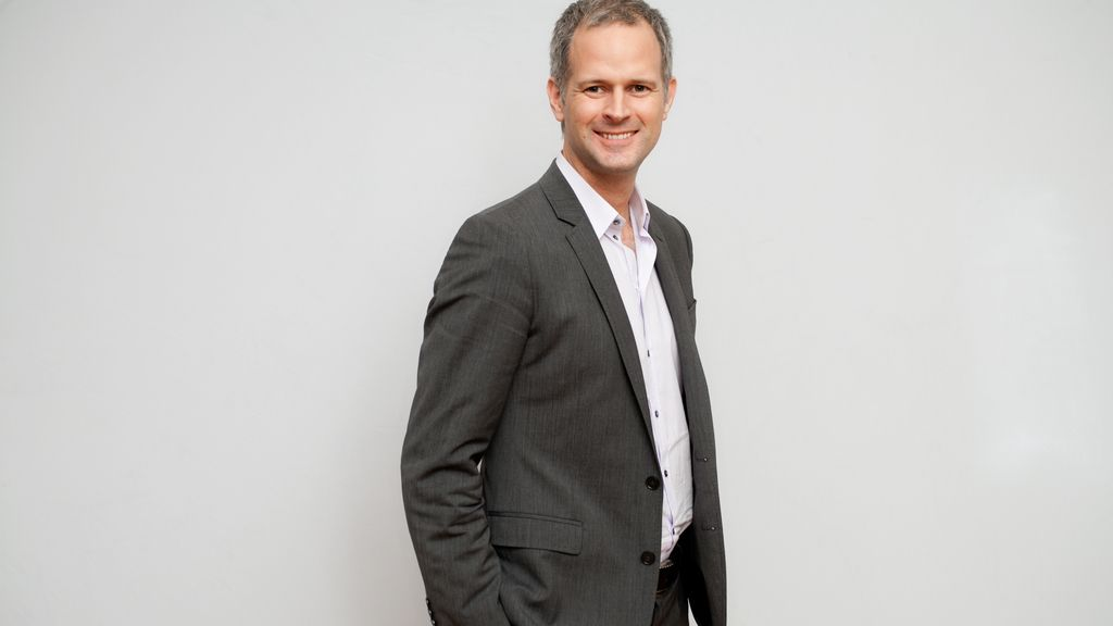 Adam Theiler, vicepresidente de Fox International Channels