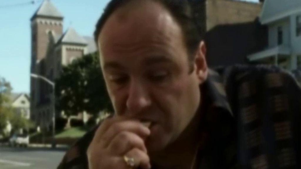 """Tony Soprano: """"Cuando me muera, iré al infierno"""""""
