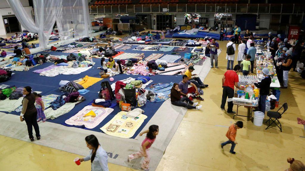 Al menos cinco millones de niños viven en las zonas afectadas por el terremoto de México