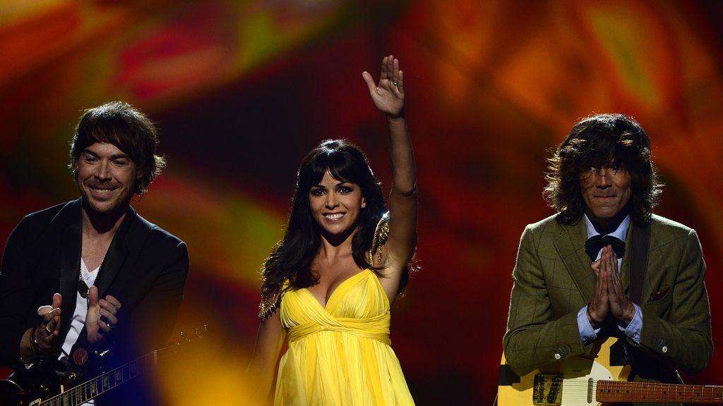 El Sueño de Morfeo, Eurovisión 2013
