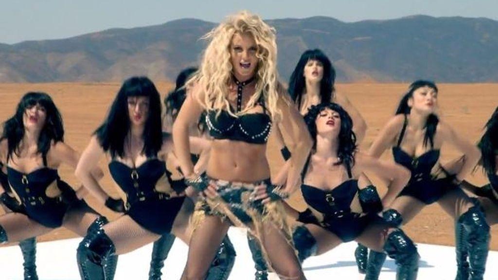 Demasiado sexo en el 'Work bitch' de Britney Spears para los franceses