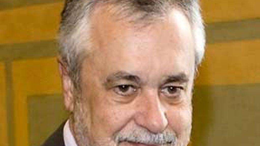 El presidente de la Junta de Andalucía, Jose Antonio Griñán.