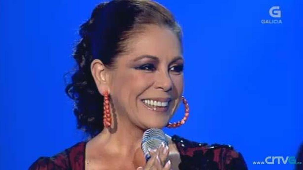Isabel Pantoja Luar TVG